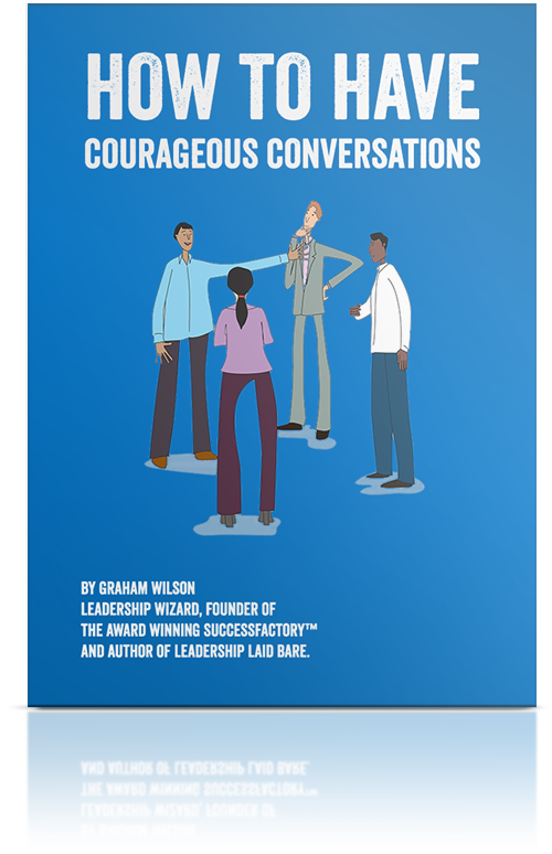 How to Have Courageous Conversations Front Cover