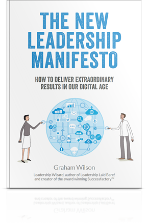 Receive The New Leadership Manifesto when you register your interest in our upcoming Leadership Athlete Masterclass.