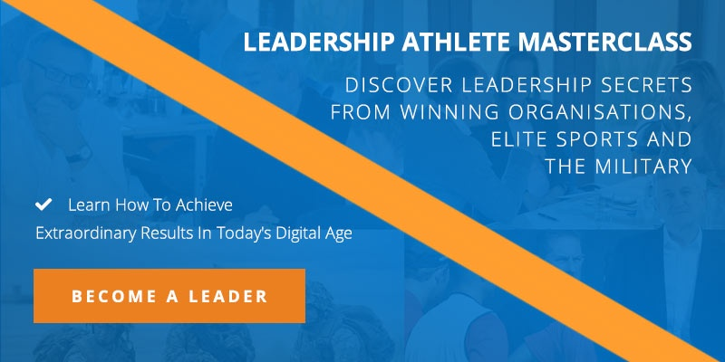 Enroll in the Leadership Athlete Masterclass