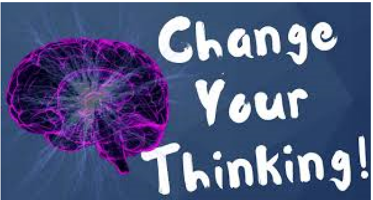 Change your thinking 2