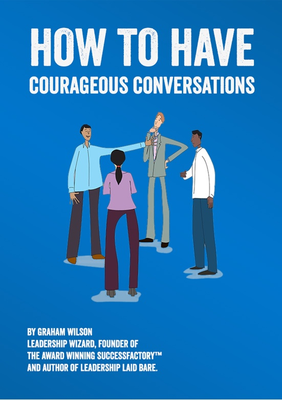 Courageous Conversations Front Cover